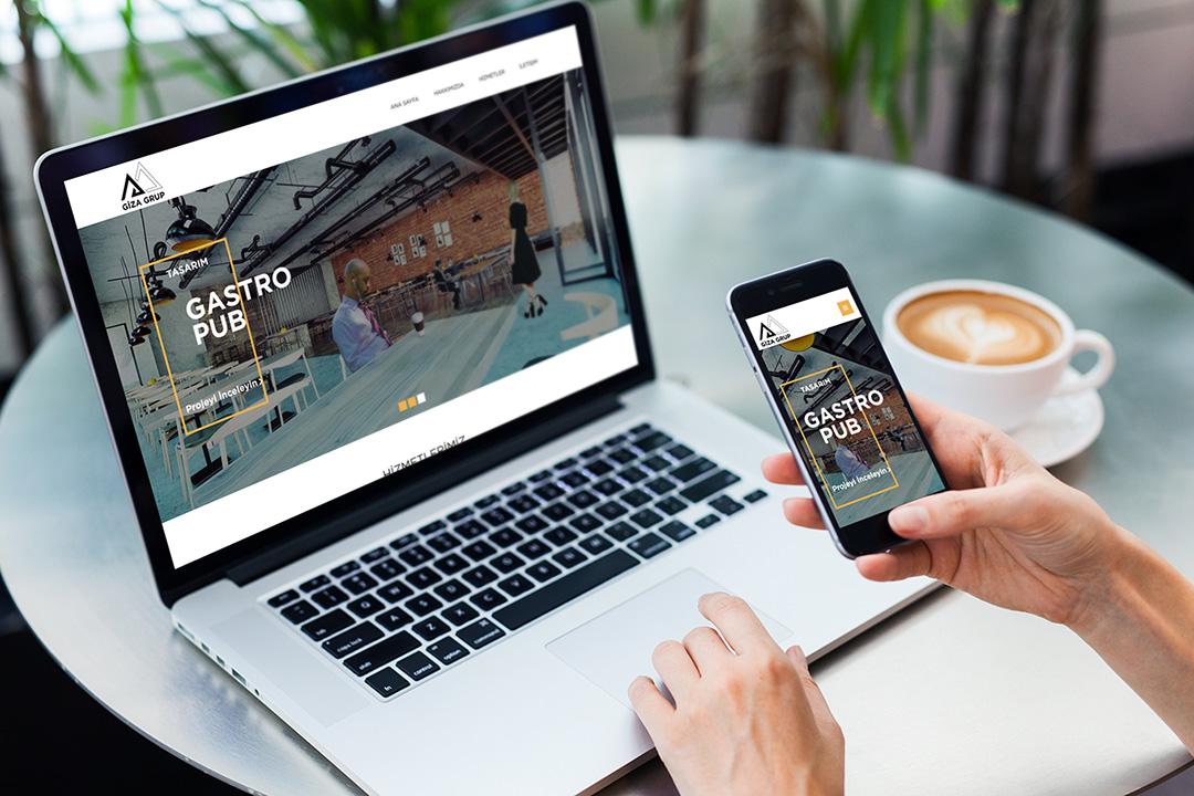 Web Tasarım Giza Mimarlık