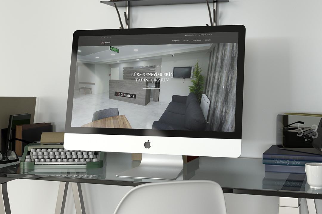 Web Tasarım Joi Suites Otel
